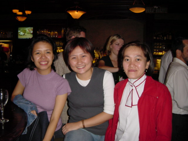 Lany, Vidi and Quyen; Actual size=240 pixels wide